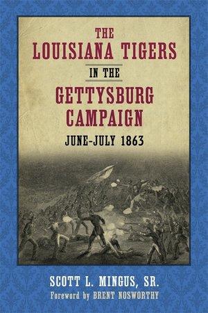 Louisiana Tigers in Gettysburg Campaign