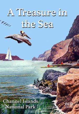 Treasure in the Sea Channel Islands National Park DVD