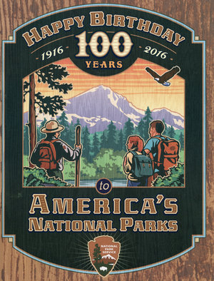 Happy Birthday to America's National Parks