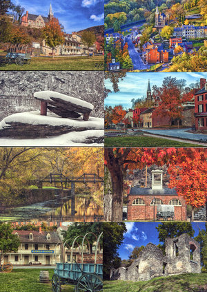 Harpers Ferry Notecard Pack