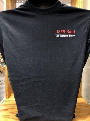 T-Shirt SS John Brown 1859 Raid Small