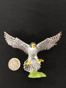 Peregrine Falcon Mini Figure
