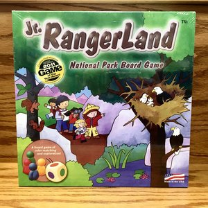 Jr. RangerLand National Park Board Game