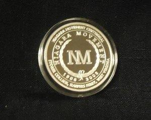 Niagara Movement Silver Medallion