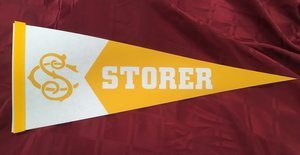 Storer College Pennant