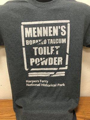 Mennen's Ad Tee
