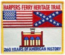 Patch Harpers Ferry Heritage Trail