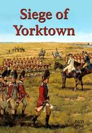 Siege of Yorktown DVD