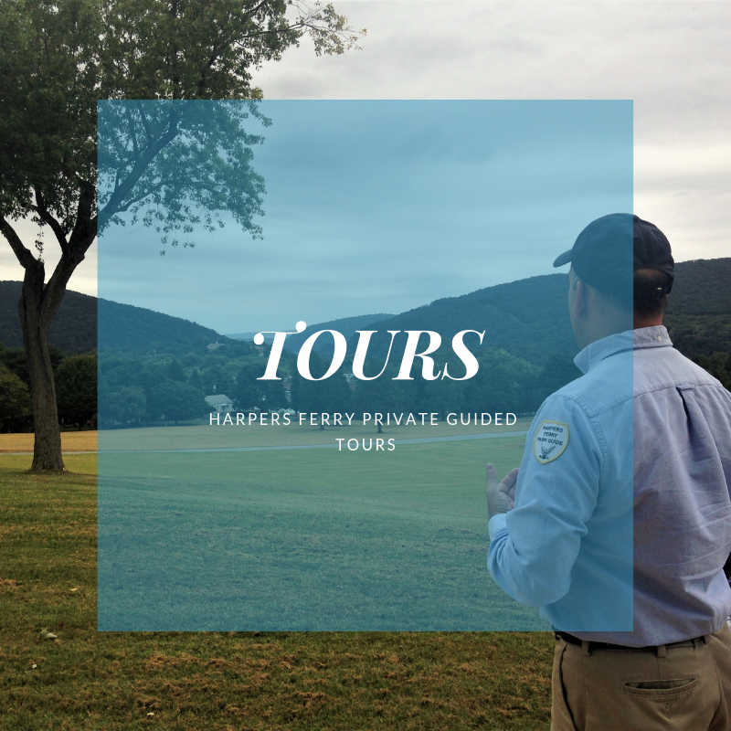 image of tour guide and link to tour page