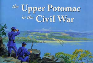 The Upper Potomac in the Civil War cover