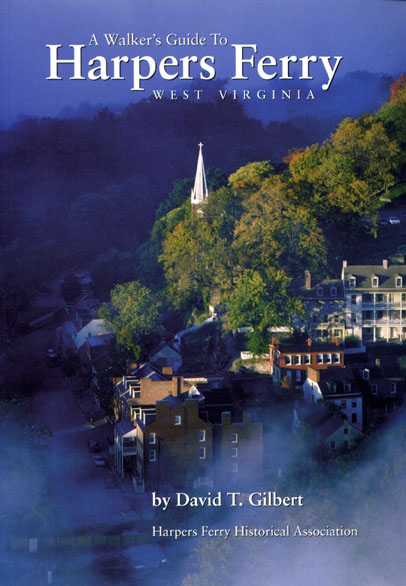 A Walker's Guide to Harpers Ferry cover