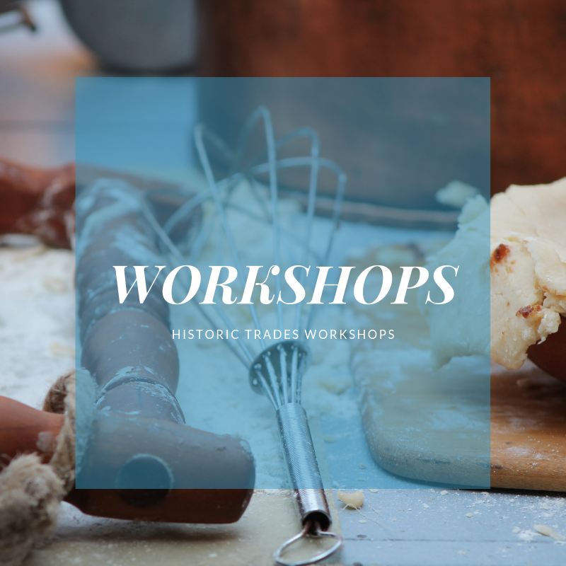 image of candy workshop and link to workshop page